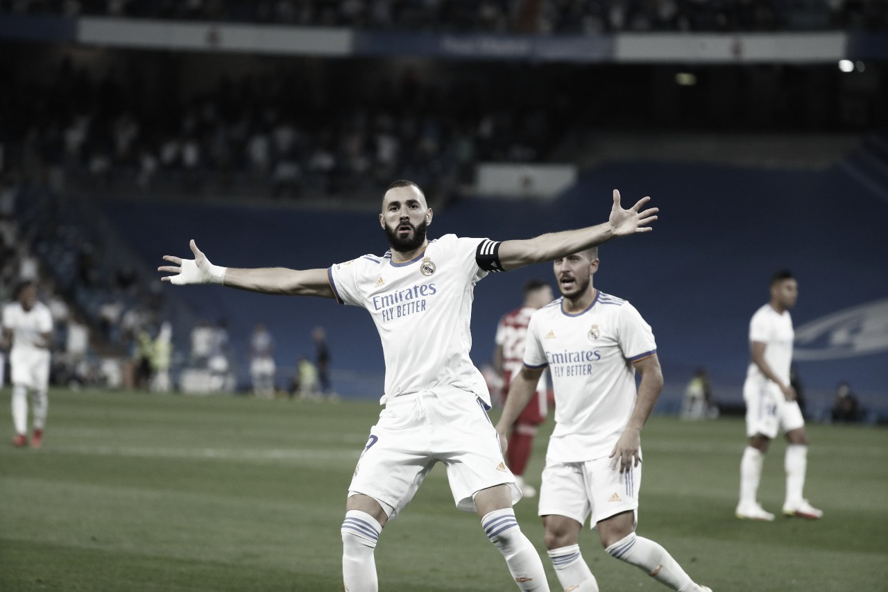 """Benzema: """"Fue una noche especial para nosotros"""""""