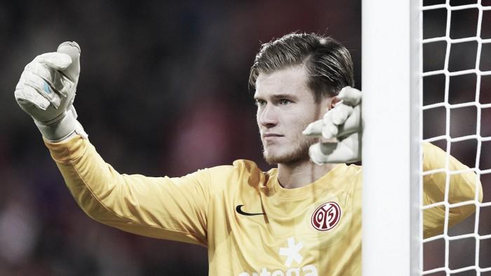 Liverpool closing in on deal for Mainz goalkeeper Loris Karius