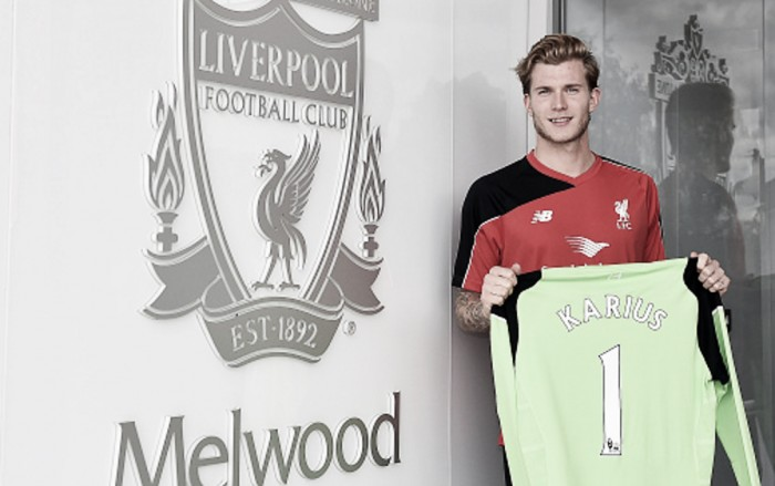Liverpool hopeful Loris Karius won't be included in Germany's 2016 Olympics squad