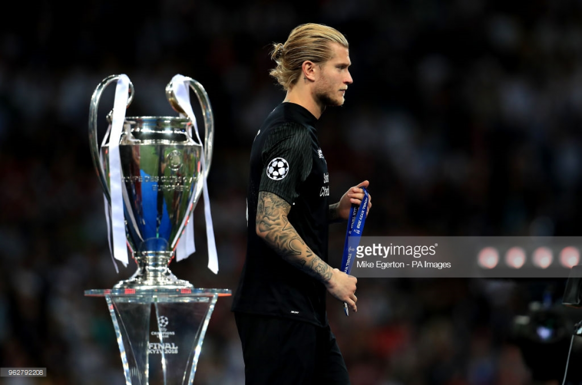 Kiev not the end for Liverpool - but for Karius?