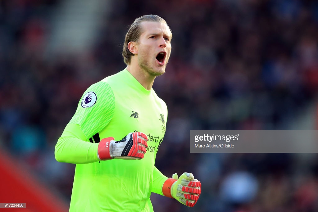 """""""That's my job"""" says Karius following positive game against Southampton"""