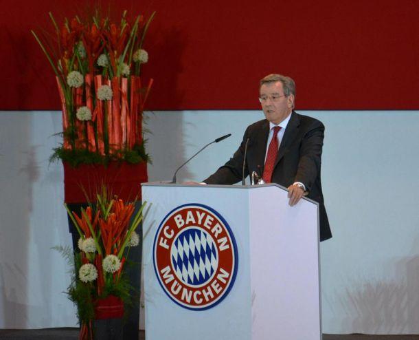 Le FC Bayern a un nouveau président!
