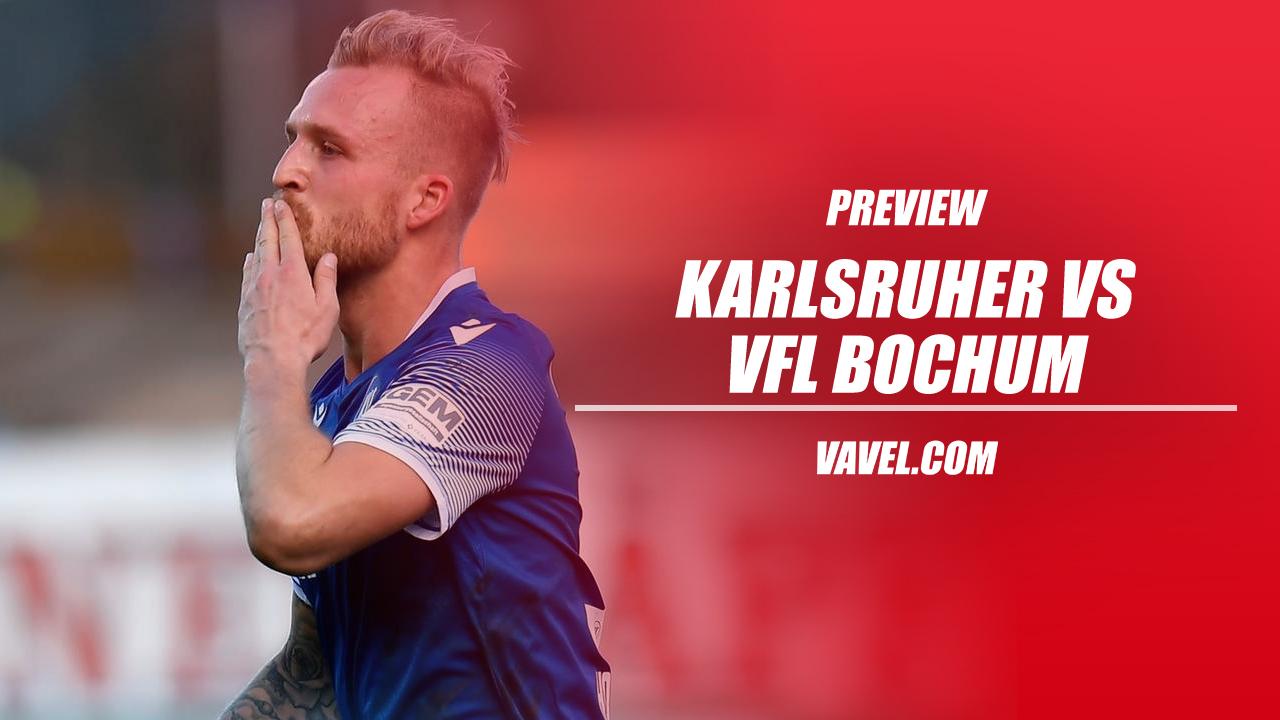 Karlsruher SC vs VfL Bochum preview: important clash in the bottom half