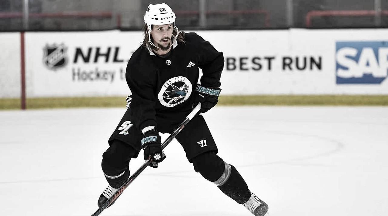 Erik Karlsson deja entrever su adiós a San Jose Sharks