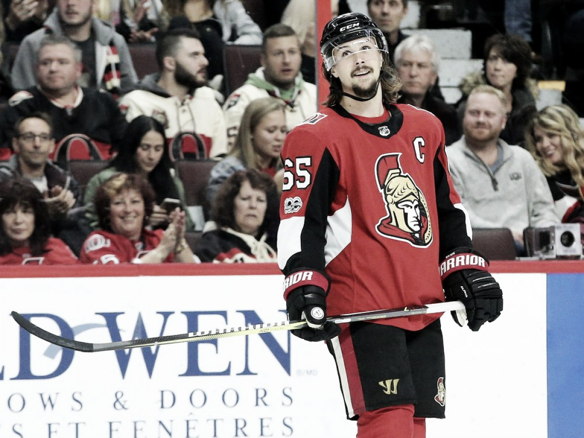 Erik Karlsson trade rumors heating up