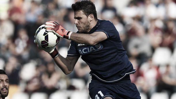 """Udinese, Karnezis rinnova: """"E' un momento importante per me"""""""