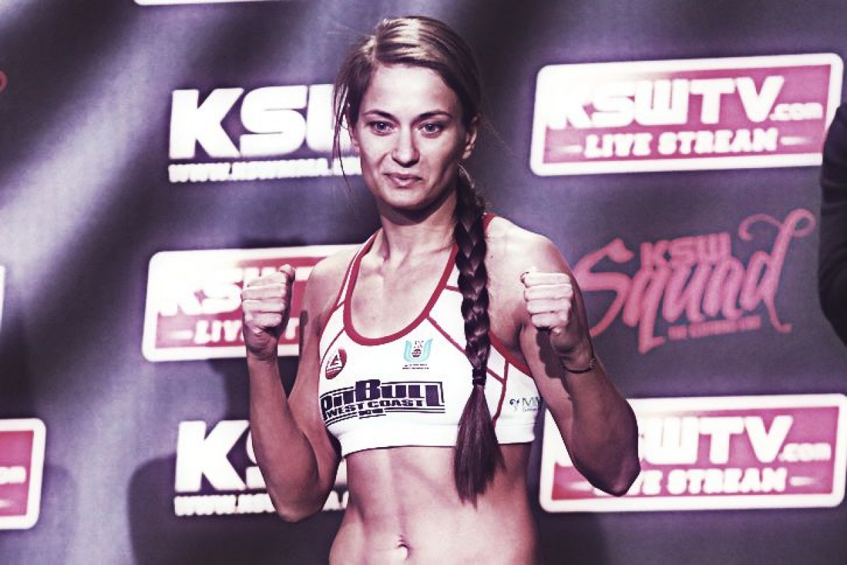 Kowalkiewicz vs. Jessica Andrade para UFC 228