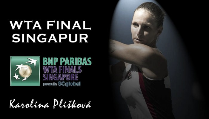 WTA Finals 2016. Karolina Pliskova: la discreción amenaza Singapur