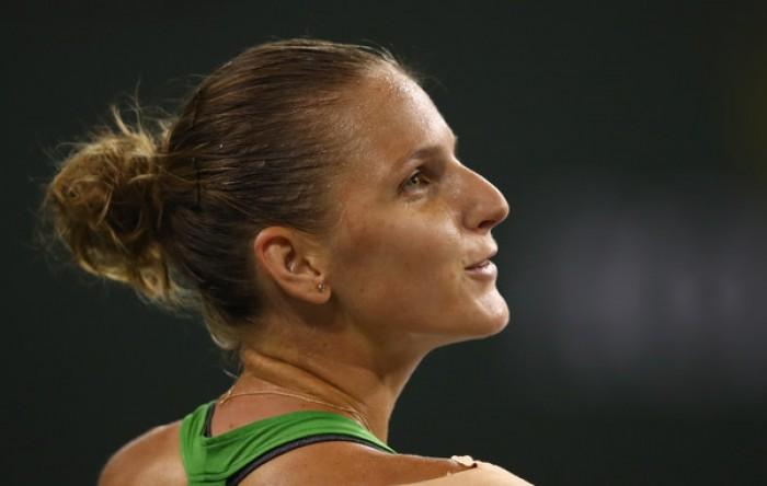WTA - Miami Open 2017, il tabellone femminile: la parte bassa, Errani - Bencic, Ka.Pliskova il riferimento