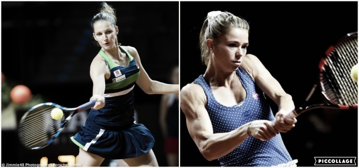 WTA Prague first round preview: Karolina Pliskova vs Camila Giorgi
