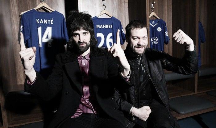 Kasabian, a banda que une futebol e música por meio do Leicester
