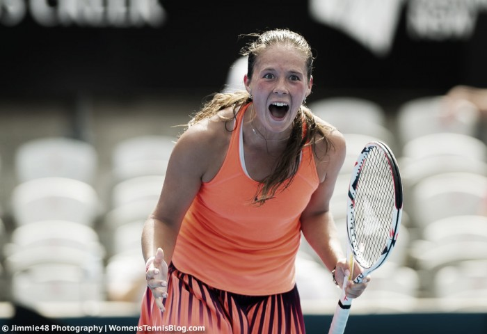 WTA Sydney: Daria Kasatkina strolls to shock victory over Angelique Kerber