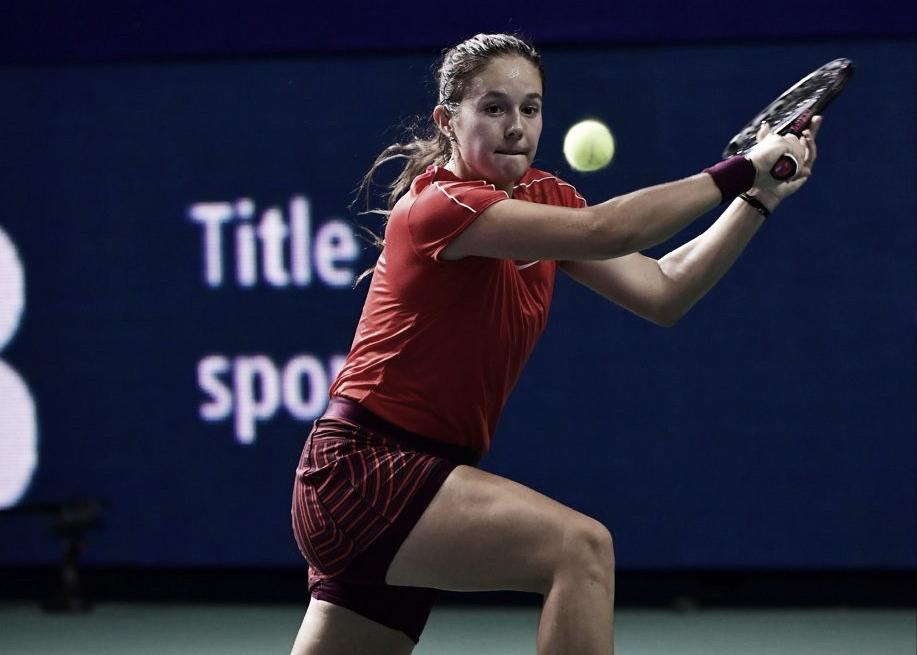 Kasatkina vence compatriota Pavlyuchenkova e está nas semifinais em Moscou