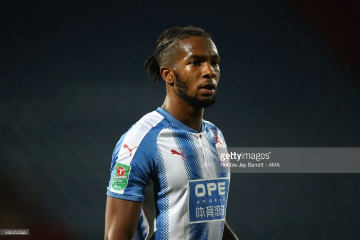 Huddersfield Town midfielder Kasey Palmer returns from injury with under-23s appearance