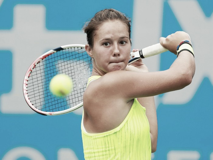 Daria Kasatkina: Life on tour is getting more difficult, but I'm still hungry