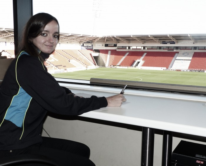 Lipka signs professional deal with Doncaster Belles