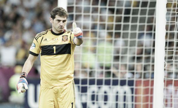 """Casillas a Uefa.com: """"Schmeichel il mio idolo. Zidane il compagno più forte"""""""