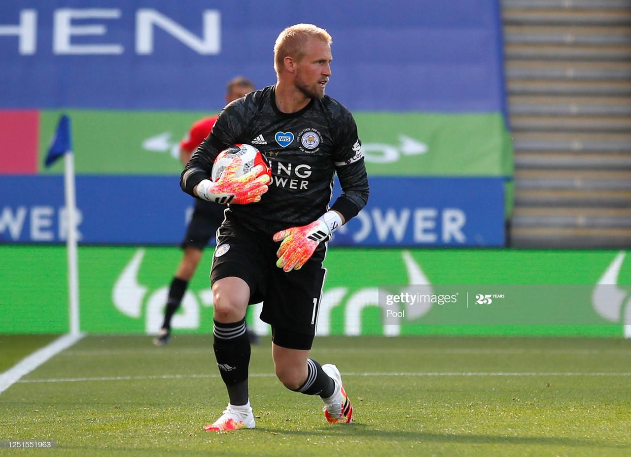 Kasper Schmeichel: Nine years at Leicester City