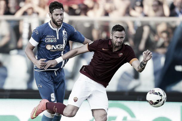 La Roma corre verso l'Empoli, tra rientri e speranze