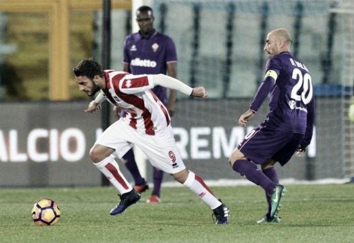 Fiorentina-Pescara 2-2, il tabellino: Vecino riacciuffa il pari