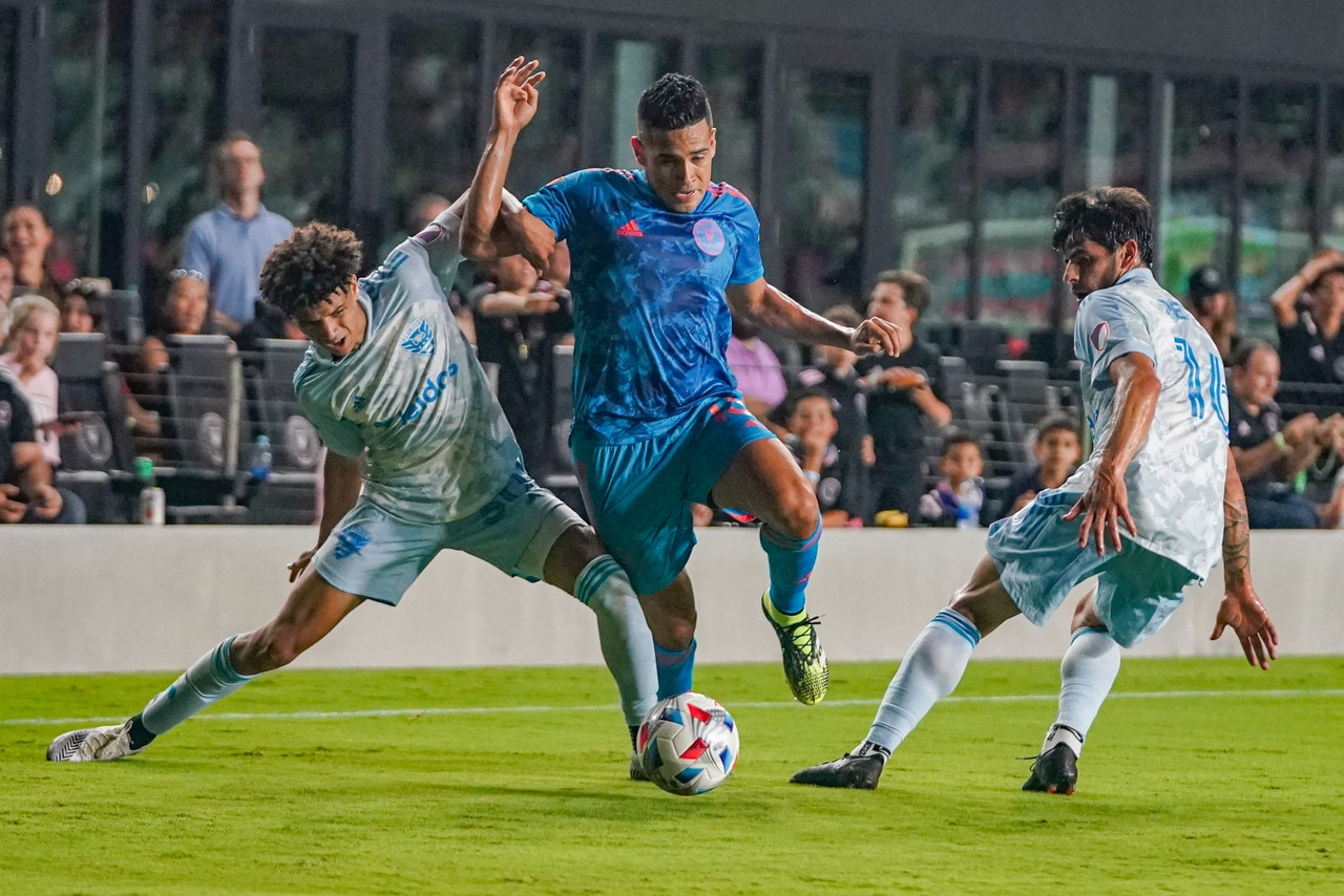Inter Miami FC was no match for D.C. United