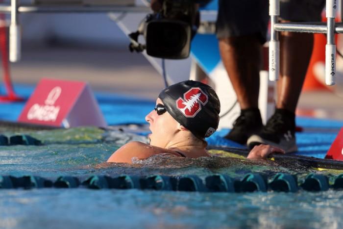 Nuoto - Arena Pro Series Mesa: la Ledecky domina anche gli 800