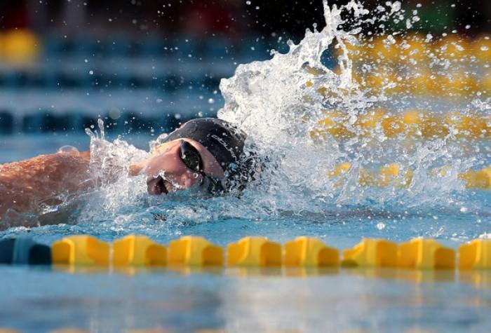 Nuoto - Arena Pro Series Mesa: subito Ledecky, Adrian domina i 100