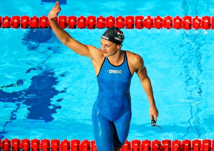 Nuoto, Coppa del Mondo in vasca corta - Dubai, 2° giornata: cinque volte Hosszu