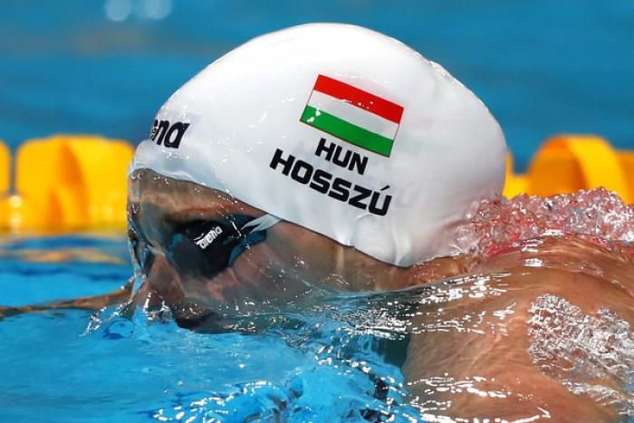 Budapest 2017 - Nuoto, 200 misti F: l'oro di Katinka Hosszu