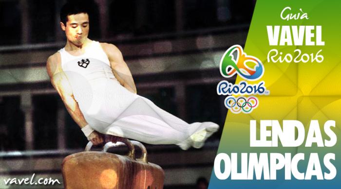 Lendas Olímpicas: Sawao Kato, estrela da geração de ouro do Japão na ginástica artística