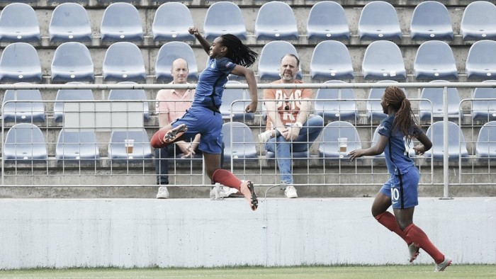 2016 UEFA Women's Under-19 Championship - France 3-1 Switzerland: French impact subs stun Swiss