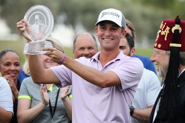 Smylie Kaufman Wins In Vegas; Rookies Win First Two Events Of Season
