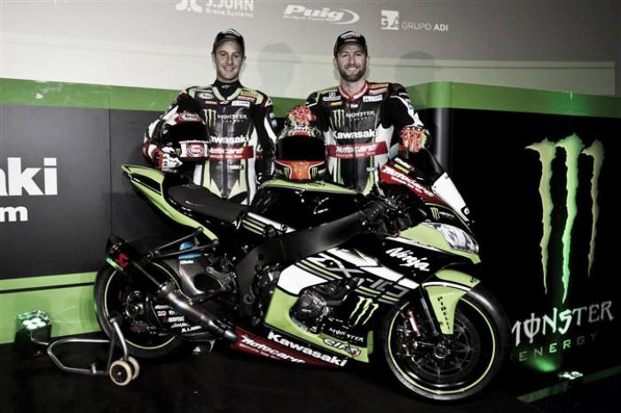 Kawasaki presenta su moto en Barcelona