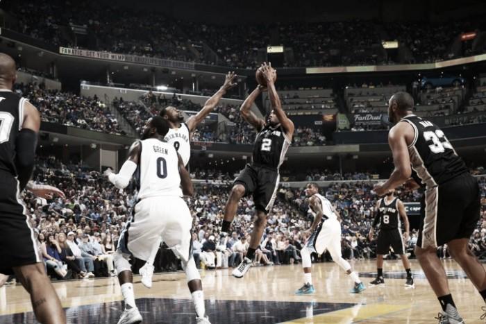Nba playoffs, Leonard e gli Spurs spengono il fuoco di Memphis in gara 3 (86-97)