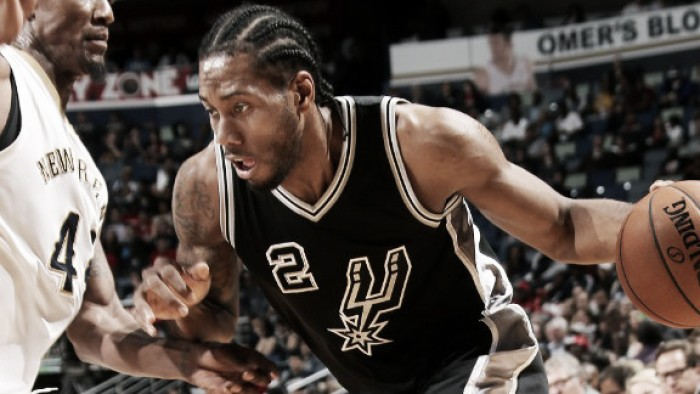 Nba, Leonard trascina gli Spurs a New Orleans (86-94)