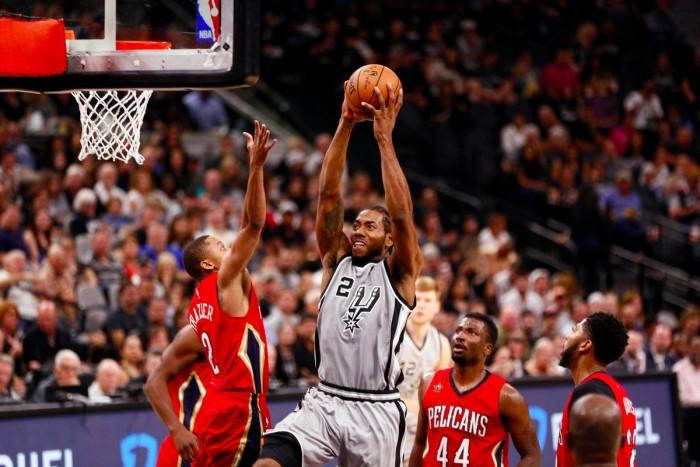 NBA, Spurs in scioltezza sui Pelicans (98-79)