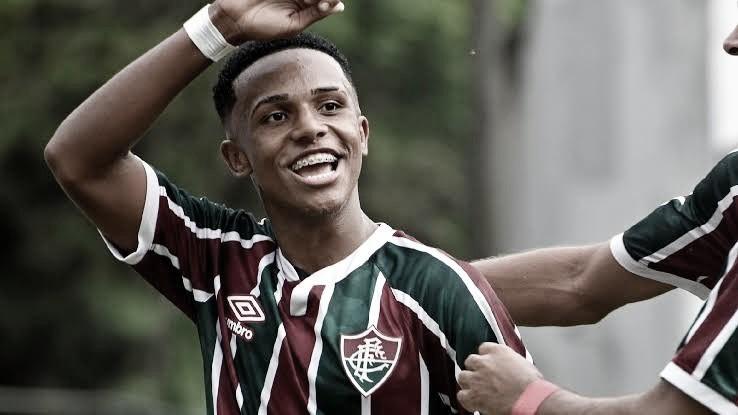 Fluminense explica ida antecipada de Kaiky para Manchester City