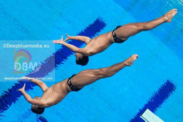 Nuoto, Kazan 2015: Tocci-Chiarabini noni nel sincro 3m, sesto oro per la Cina