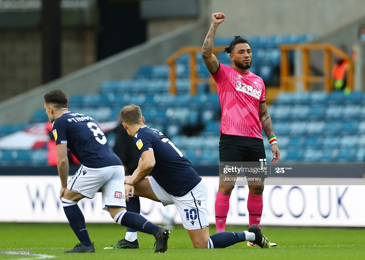 Millwall FC and Kick It Out release statements following boos at The Den