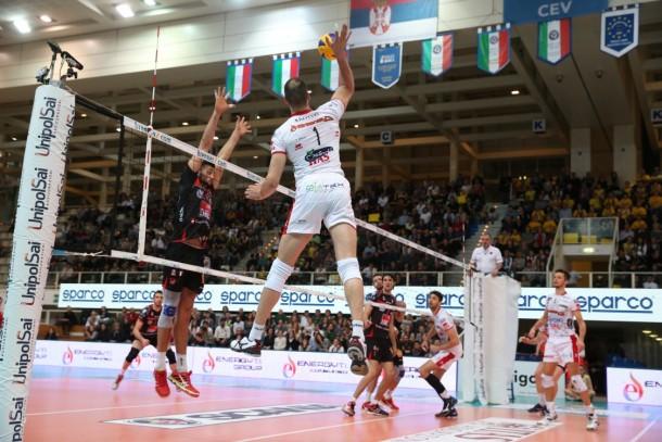 Volley - Diatec Trentino - Lube Civitanova Marche, è sempre una grande sfida