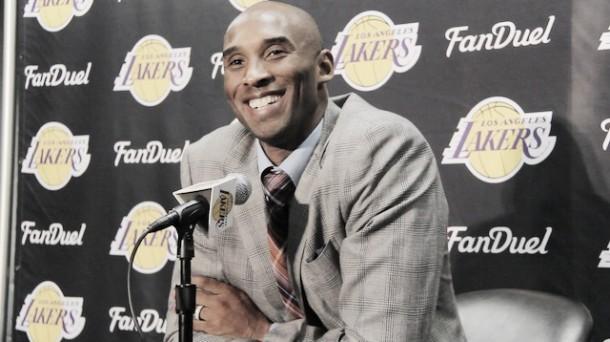"Kobe Bryant: ""Ahora me siento muy relajado"""