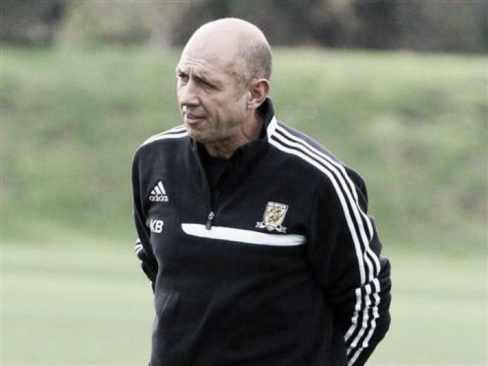 First team coach Keith Bertschin sacked on team bus
