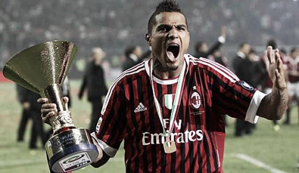 Milan e Boateng di nuovo insieme: c'è l'ok di Berlusconi