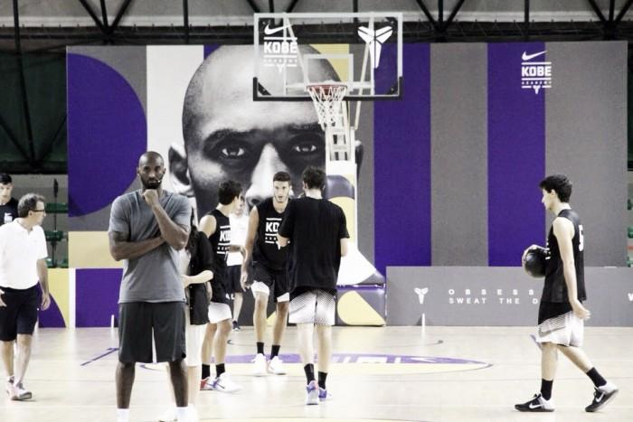 """Kobe Bryant show a Milano: """"Voglio aiutare il basket italiano"""""""