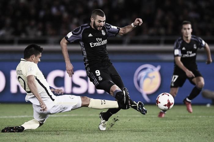 Mondiale per Club, il Real supera l'ostacolo Club America con Benzema e Ronaldo (2-0)