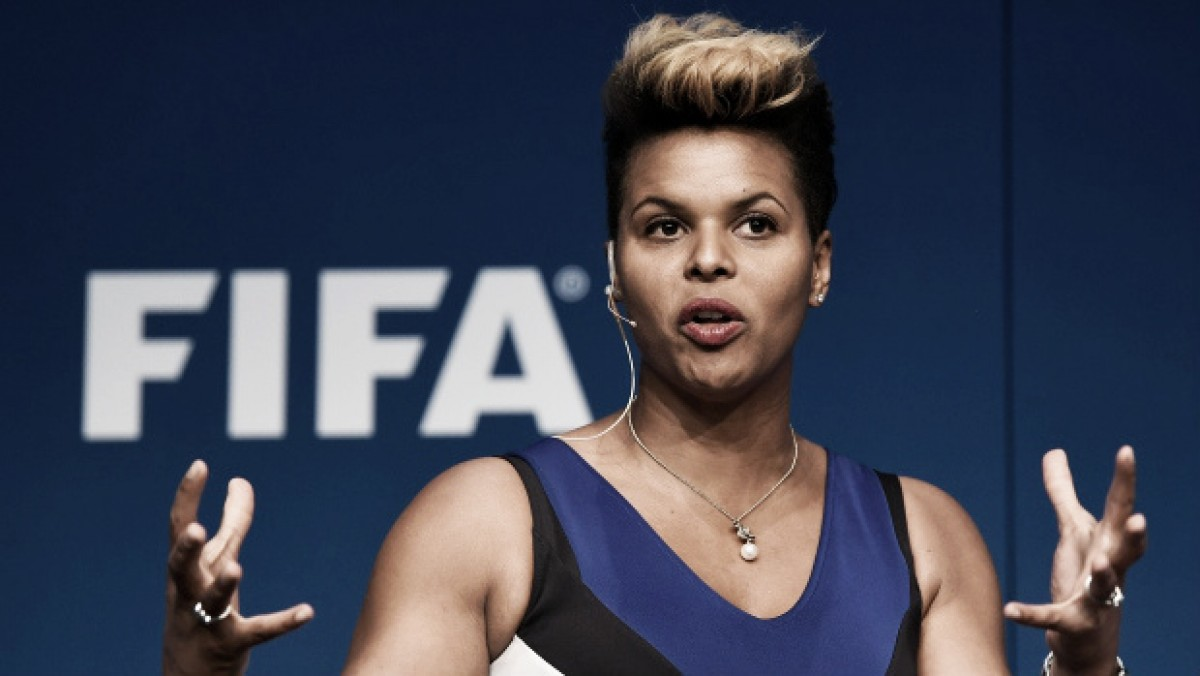 Karina LeBlanc appointed as head of CONCACAF women's football