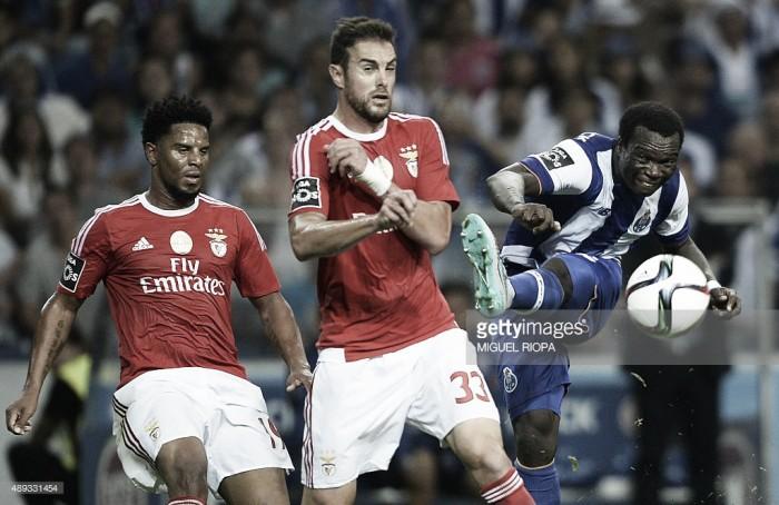 SL Benfica: Raio-X ao quarteto defensivo