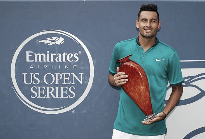 ATP Atlanta: Defending champion Nick Kyrgios out with injury