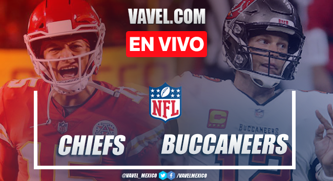 Resumen y Touchdowns del Kansas City Chiefs 27-24 Tampa Bay Buccaneers, en Semana 12 NFL