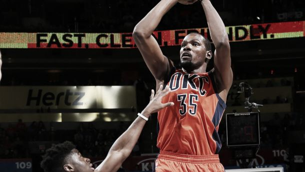 NBA - Oklahoma è un treno, Denver al tappeto. Chicago e Dallas ok contro Orlando e Lakers